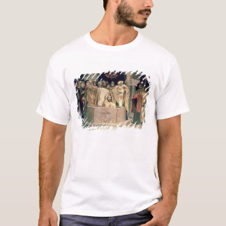 T-shirt Le baptême de duc grand Vladimir, 1885-96