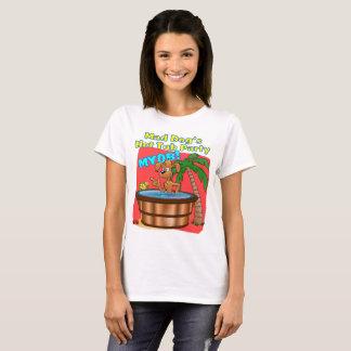 T-shirt Le baquet chaud du chien fou