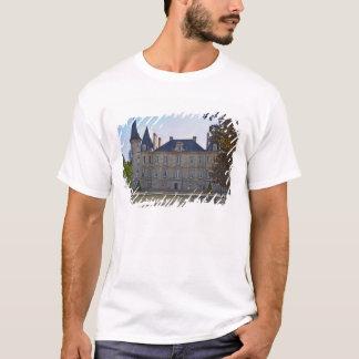 T-shirt Le baron et l'étang de Pichon Longueville de