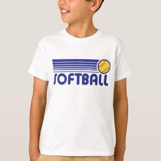 T-shirt Le base-ball