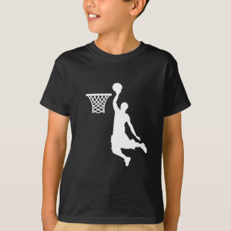 T-shirt Le basket-ball est de grands sports