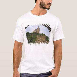 T-shirt Le bastion médiéval de Tsarevets