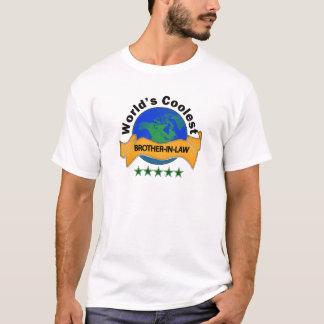 Cadeaux le meilleur fr re du monde t shirts art id es - Idee cadeau beau frere ...