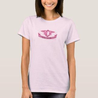 T-shirt Le bébé des dames de RATS de TAPIS ROUGE - poupée