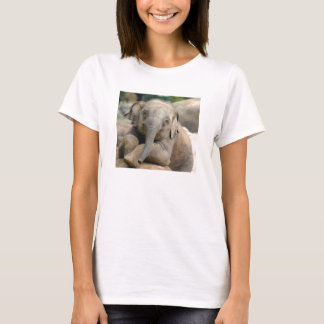T-shirt Le bébé elephant
