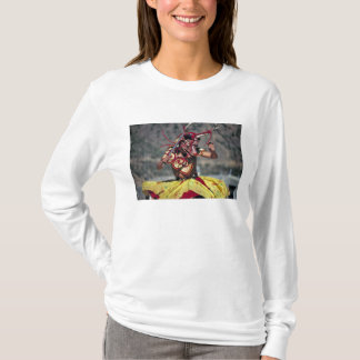 T-shirt Le Bhutan, Thimphou. Il y a une grande variété de