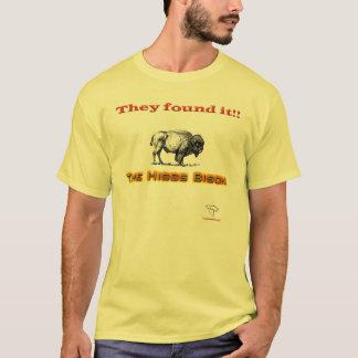 T-shirt Le bison de Higgs