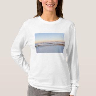 T-shirt Le blanc ponce le monument national, les dunes