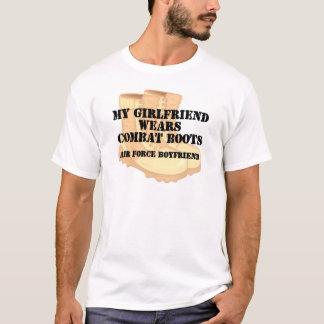 T-shirt Le bloc de contrôle de données d'ami de l'Armée de
