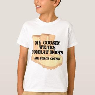 T-shirt Le bloc de contrôle de données de cousin de