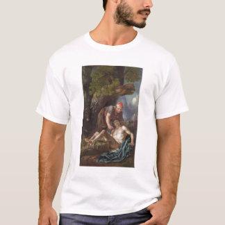 T-shirt Le bon Samaritain, c.1751-52 (huile sur la toile)