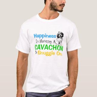 T-shirt Le bonheur est….
