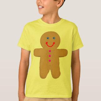 T-shirt Le bonhomme en pain d'épice