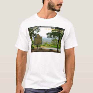 T-shirt Le BOUTON de DOWDELL - parc d'état de F.D.