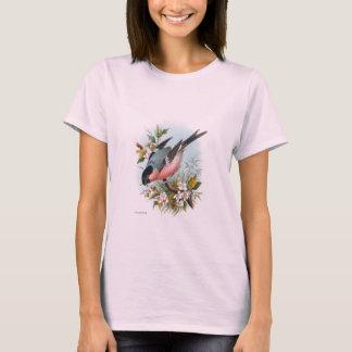 """T-shirt """"Le bouvreuil """""""
