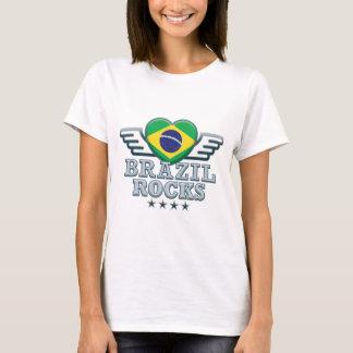 T-shirt Le Brésil bascule v2