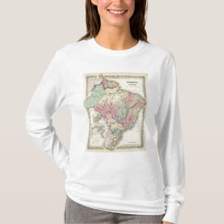 T-shirt Le Brésil et le Guayana