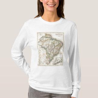 T-shirt Le Brésil, Guyane, Amérique du Sud