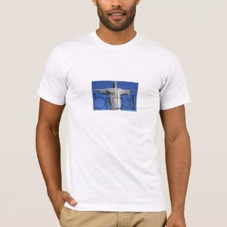 T-shirt Le Brésil - le Cristo Redentor