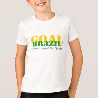 T-shirt Le Brésil - pour l'amour du jeu