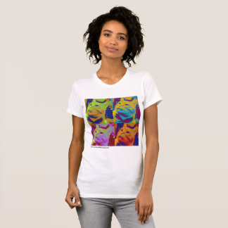 T-shirt Le bruit va le président !