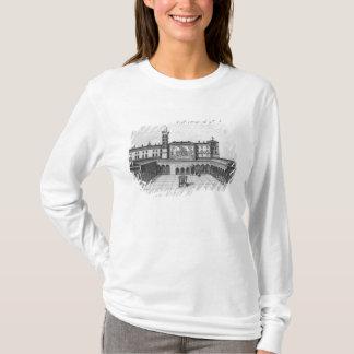 T-shirt Le bungalow de bénédiction de vieux Vatican
