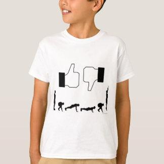 T-shirt Le Burpee
