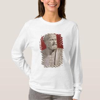 T-shirt Le buste a présumé d'être Flavius Claudius