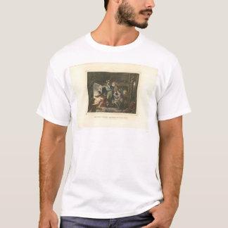 T-shirt Le cabine du mineur, résultat du jour (0155A)