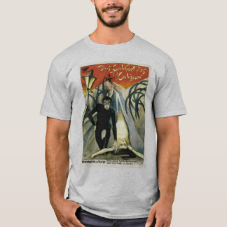 T-shirt Le Cabinet de Dr. Caligari