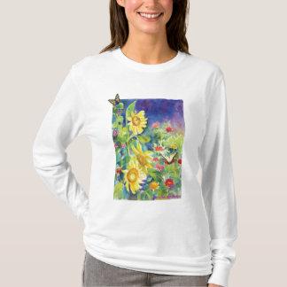 T-shirt Le cadeau de la boîte de papillon