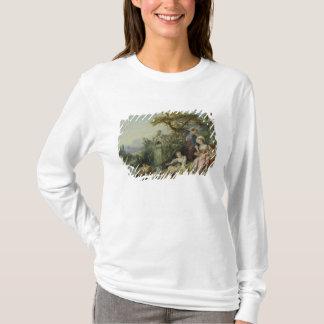 T-shirt Le cadeau du berger ou, le nid