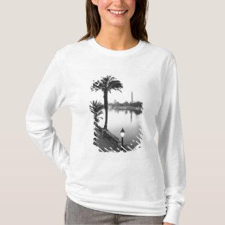T-shirt Le Caire Egypte, le long du Nil