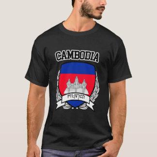 T-shirt Le Cambodge