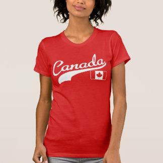 T-shirt Le Canada
