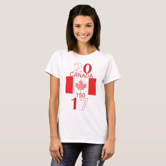 T-shirt Le Canada 150
