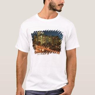 T-shirt Le Canada, Alberta, Calgary : Calgary du centre,