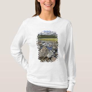 T-shirt Le Canada, Alberta, montagnes rocheuses,