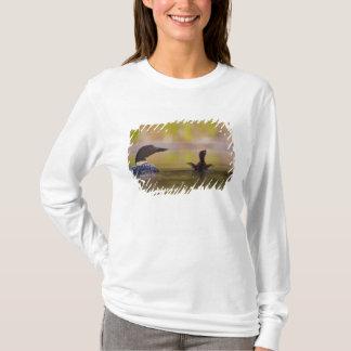 T-shirt Le Canada, Colombie-Britannique, dingue commun,