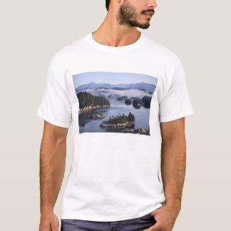 T-shirt Le Canada, Colombie-Britannique, Johnstone