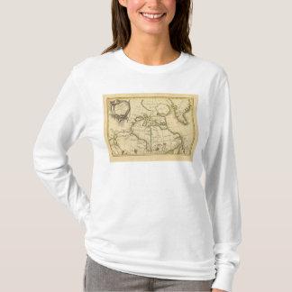 T-shirt Le Canada et le Groenland