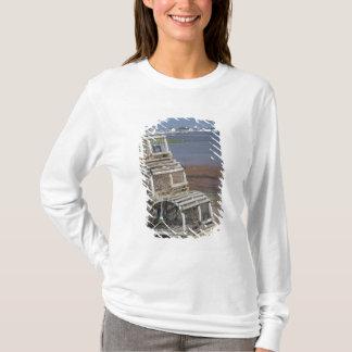 T-shirt Le Canada, île Prince Edouard, Rustico. Homard