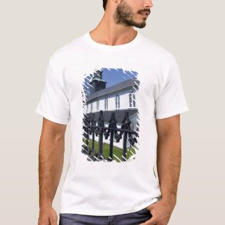 T-shirt Le Canada, la Nouvelle-Écosse, Halifax. St Paul