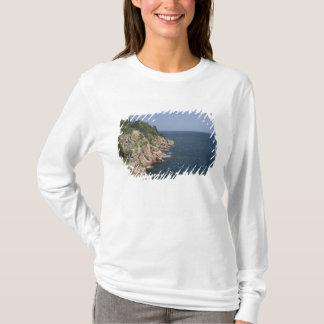 T-shirt Le Canada, la Nouvelle-Écosse, l'Île du