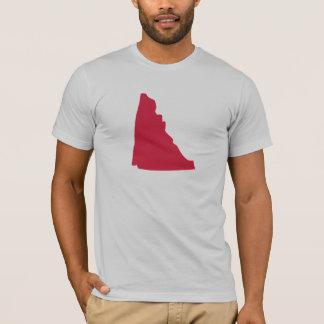 T-shirt Le Canada - le Yukon