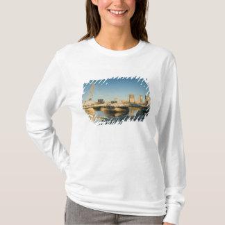 T-shirt Le CANADA, Manitoba, Winnipeg : Esplanade Riel