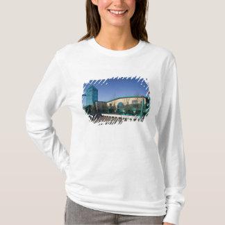 T-shirt Le CANADA, Manitoba, Winnipeg : Le marché de
