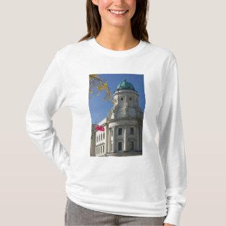 T-shirt Le CANADA, Manitoba, Winnipeg : Les palais de