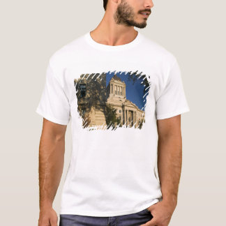 T-shirt Le Canada, Manitoba, Winnipeg : Manitoba