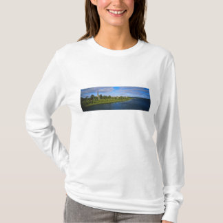 T-shirt Le Canada, Nouveau Brunswick, Fredericton, vue de